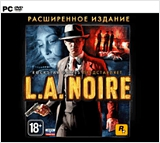 L.A. Noire. Расширенное издание (с поддержкой 3D) [PC-Jewel]
