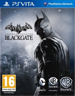 Batman. Arkham Origins. Blackgate [PS Vita]
