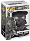 Фигурка Funko POP Games: Fallout 4 – T-60 Power Armor (9,5 см)