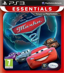 Тачки 2 (Essentials) [PS3]