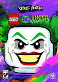 LEGO DC Super-Villains. Deluxe Edition [PC, Цифровая версия]