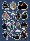 Стикерпак Harry Potter #3