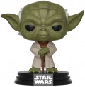 Фигурка Funko POP: Star Wars – Yoda Bobble-Head (9,5 см)