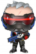 Фигурка Funko POP Games: Overwatch – Soldier 76 Exclusive (9,5 см)
