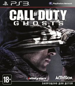 Call of Duty. Ghosts. Free Fall Edition [PS3]