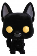Фигурка Funko POP: Harry Potter – Sirius Black As Dog Flocked Exclusive (9,5 см)