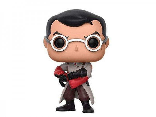 Фигурка Funko POP Games: Team Fortress 2 – Medic (9,5 см)