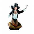 Фигурка Women Of The DC Universe Series 3 Zatanna Bust (15 см)