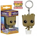 Брелок Funko POP Marvel: Guardians Of The Galaxy – Baby Groot