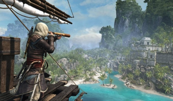 Assassin's Creed IV. Черный Флаг (Essentials) [PS3]