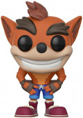 Фигурка Funko POP Games: Crash Bandicoot – Crash Bandicoot (9,5 см)