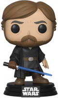 Фигурка Funko POP: Star Wars: The Last Jedi –  Luke Skywalker Bobble-Head (9,5 см)