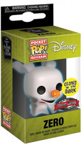 Брелок Funko Pocket POP: Disney – Zero (Exclusive Glows In The Dark)