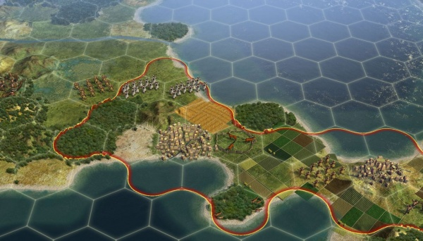 Sid Meier's Civilization and Scenario Pack. Denmark – The Vikings. Дополнение [PC, Цифровая версия]