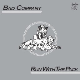 Bad Company – Run With The Pack (2 LP)