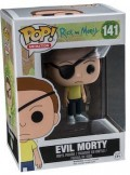 Фигурка Funko POP Animation: Rick & Morty – Evil Morty (9,5 см)
