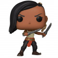 Фигурка Funko POP Disney: Raya And The Last Dragon – Namaari (9,5 см)
