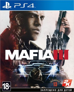 Mafia III [PS4] – Trade-in | Б/У