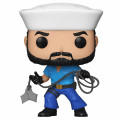 Фигурка Funko POP Retro Toys: G.I. Joe – Shipwreck (9,5 см)