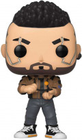 Фигурка Funko POP Games: Cyberpunk 2077 – V-Male (9,5 см)
