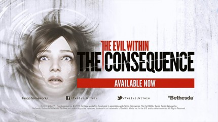 The Evil Within. The Consequence. Дополнение [PC, Цифровая версия]