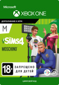 The Sims 4: Moschino Stuff Pack. Дополнение [Xbox One, Цифровая версия]
