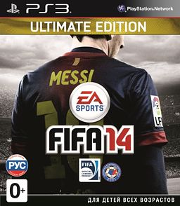 FIFA 14 Ultimate Edition (с поддержкой PS Move) [PS3]