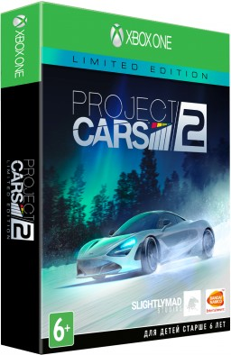 Project Cars 2. Limited Edition [Xbox One]