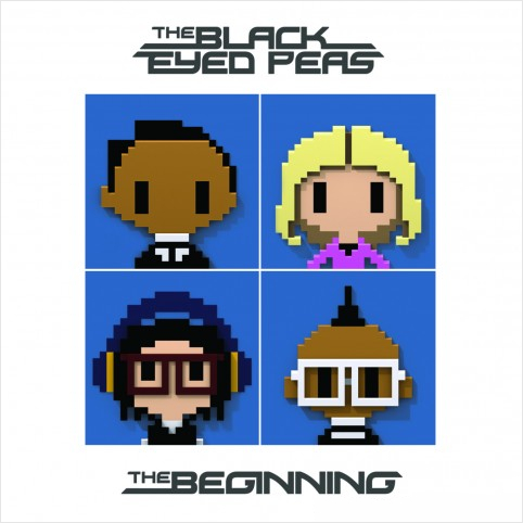Обложка альбома The Black Eyed Peas The Beginning
