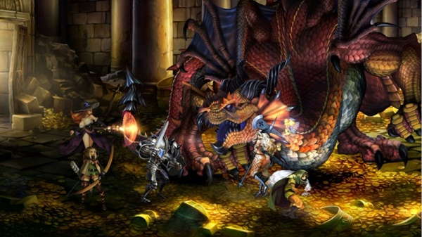 Dragon's Crown [PS3]