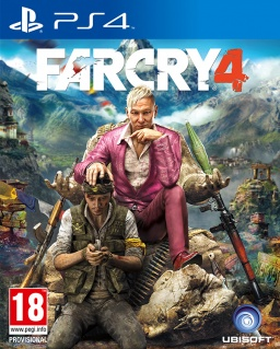 Far Cry 4 [PS4] – Trade-in | Б/У