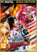 One Piece: Burning Blood. Gold Edition [PC, Цифровая версия]