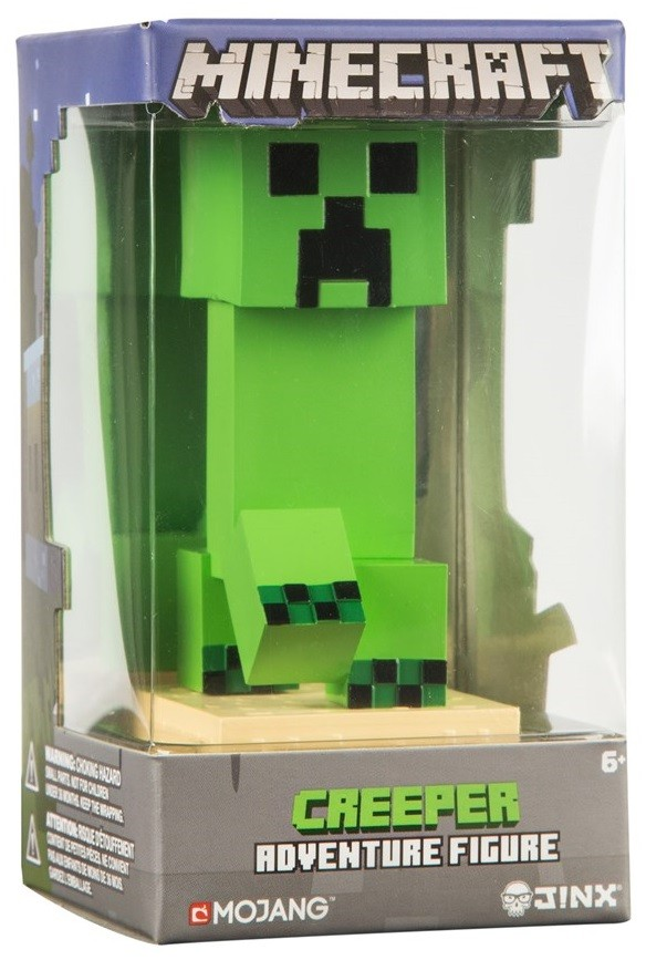 Фигурка Minecraft Adventure: Creeper (10 см)