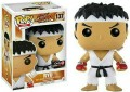 Фигурка Funko POP Games Street Fighter: Ryu White Headband (Exc) (9,5 см)