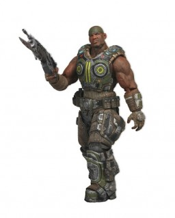 Фигурка Gears of War 3 Series 2 Augustus Cole (18 см)