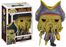Фигурка Funko POP Disney: Pirates Of The Caribbean – Davy Jones (9,5 см)