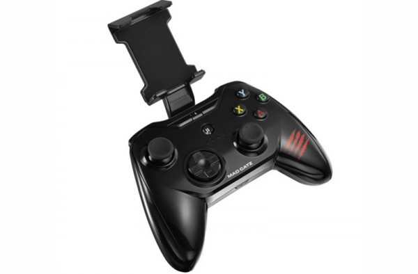 Геймпад беспроводной для iPhone и iPad Mad Catz C.T.R.L.i Mobile Gamepad Gloss Black