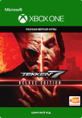 Tekken 7: Deluxe Edition [Xbox One, Цифровая версия]