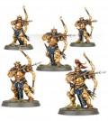 Warhammer. Набор миниатюр Stormcast Eternals Judicators
