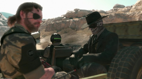 Metal Gear Solid V: The Phantom Pain [PS3]