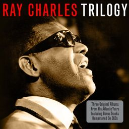 Ray Charles. Trilogy  (3 CD)