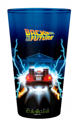 Бокал Back To The Future