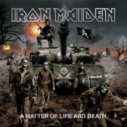 Iron Maiden – A Matter Of Life And Death (2 LP)