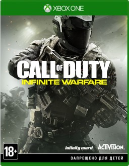 Call of Duty: Infinite Warfare [Xbox One]  – Trade-in | Б/У