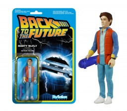 Фигурка Back To The Future. Marty McFly Reaction (10см)