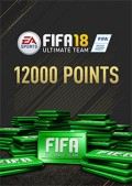FIFA 18: Ultimate Team. FIFA Points 12000