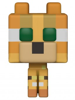 Фигурка Funko POP Games: Minecraft – Ocelot (9,5 см)