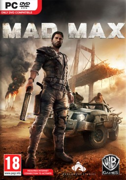 Mad max pc диск