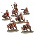 Warhammer. Набор Khorne Bloodbound Mighty Skullcrushers