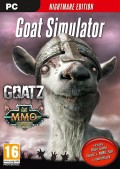 Goat Simulator. Goaty Nightmare Edition [PC, Цифровая версия]